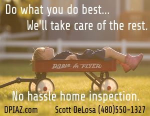 Phoenix home inspections by DPI